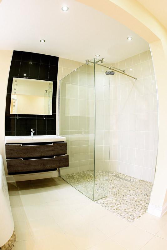 Coombe Park Shower Room
