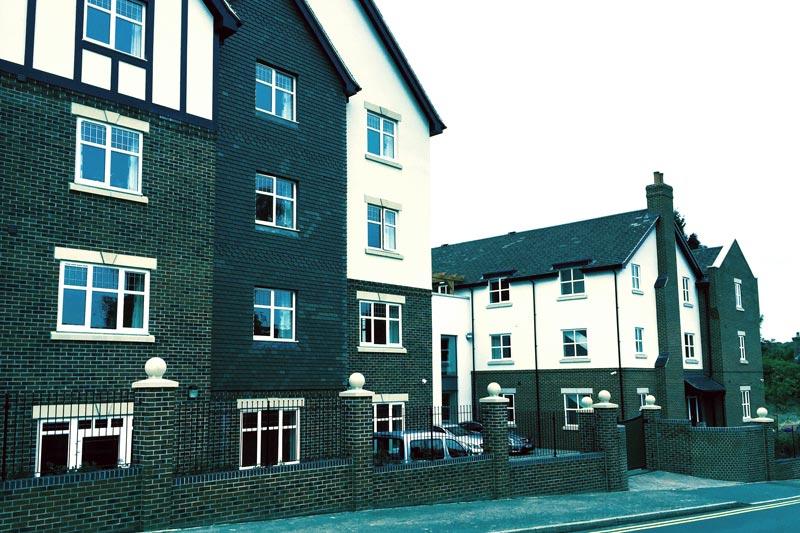 Wyndley Buildings