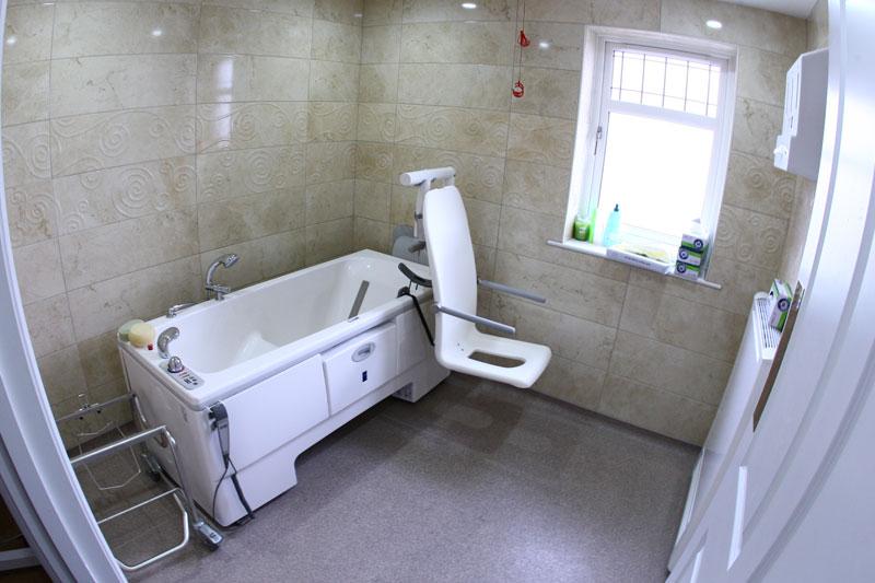 Wyndley Grange Bathroom