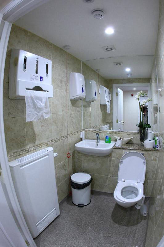 Wyndley Toilet