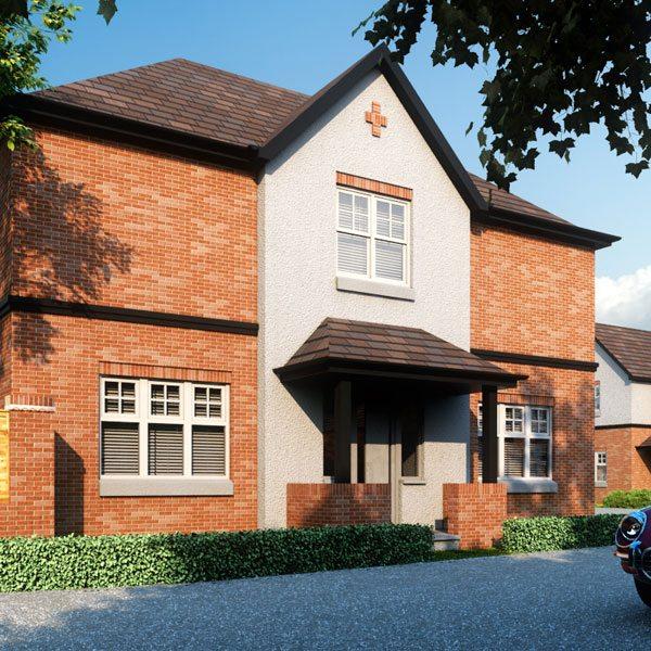 Highbridge - 4 Bed housing development